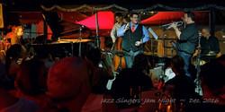 Jazz Singers Jam Night Dec 2016