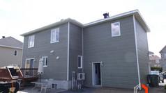 plan maison avec grand garage