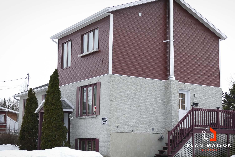 maison 1 etage