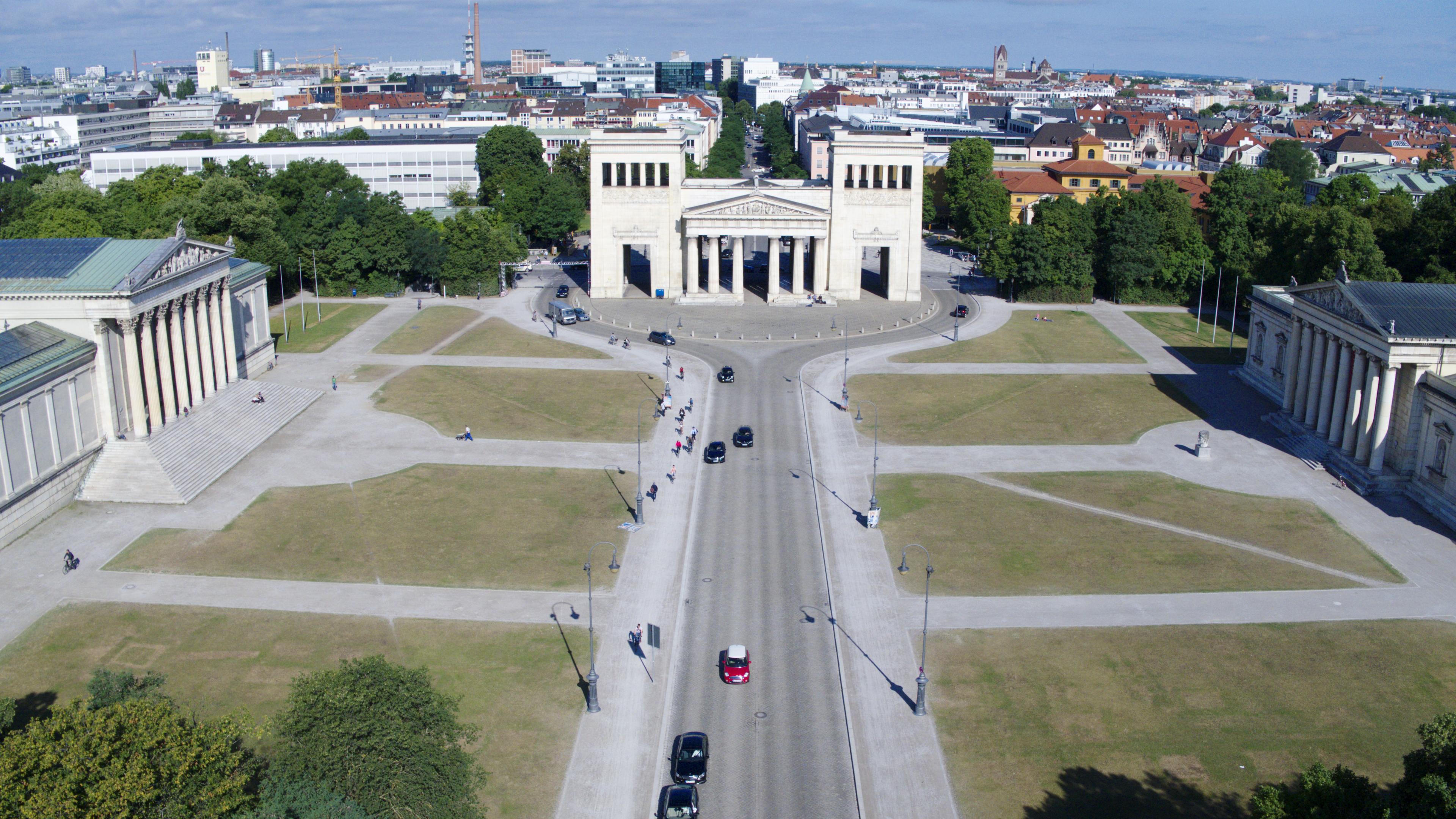 Königsplatz - München