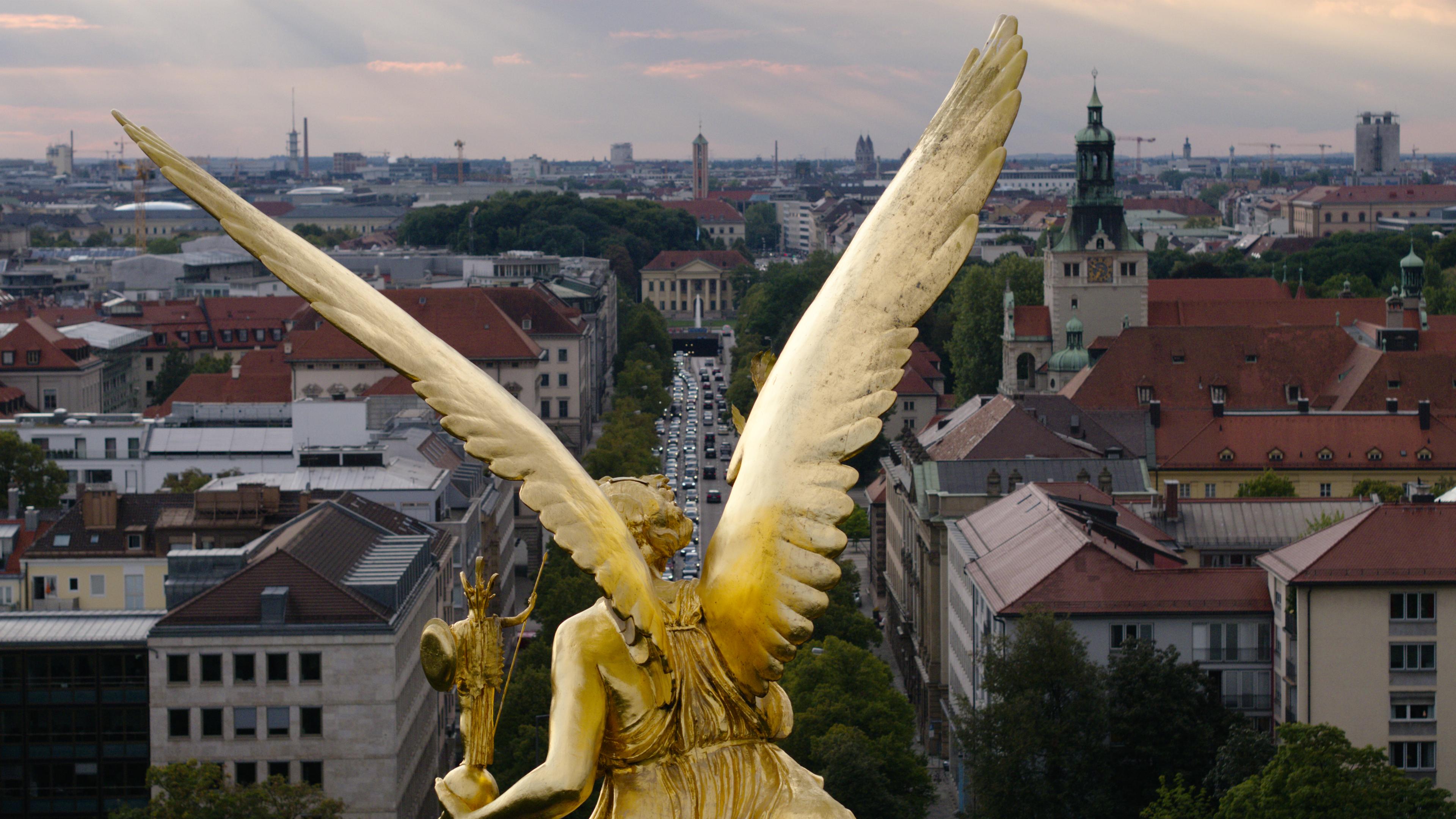 Friedensengel - München