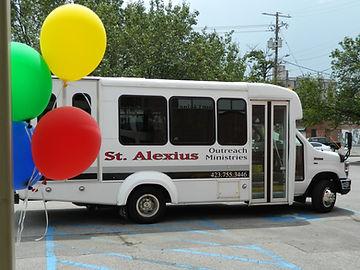 St. Alexius Outreach Shopping Shuttle