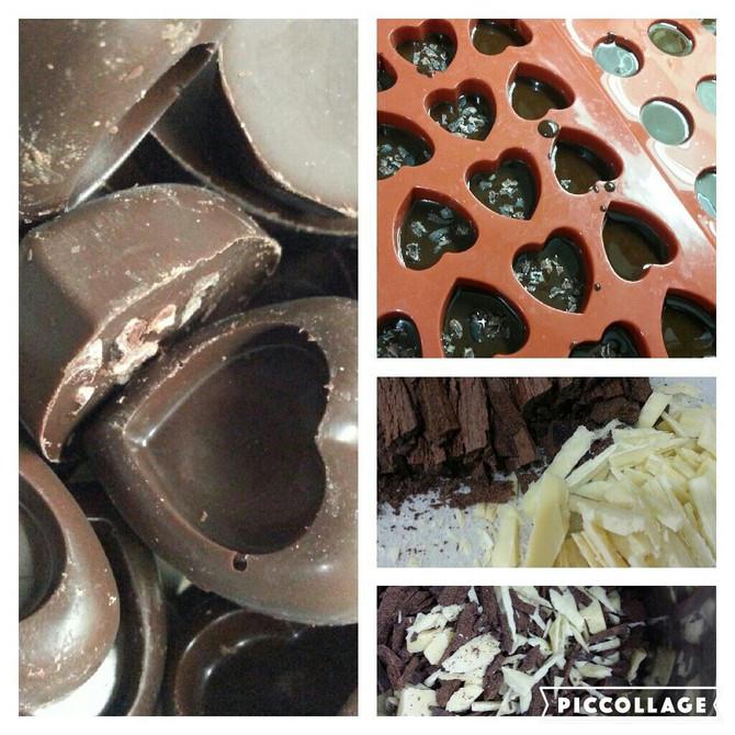 שוקולד ללידה