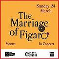 Marriage of Figaro (in concert)