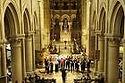 Lux Aeterna; Litany: In Memoria Aeterna; Ubi Caritas