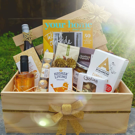 Corporate Handover Hamper