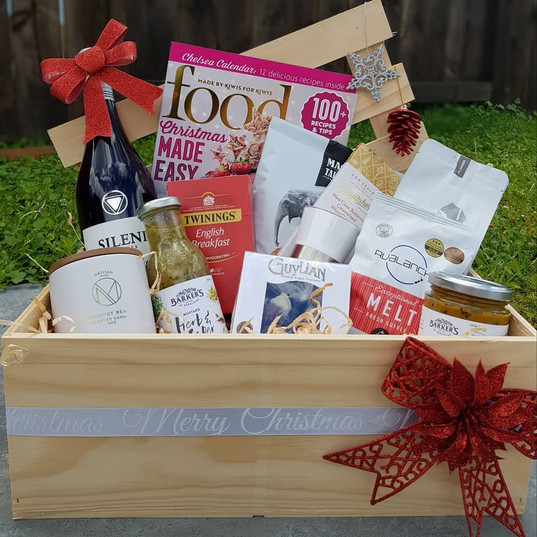 Christmas Handover Hamper
