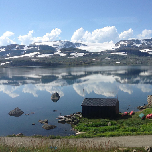 Finse, Norway