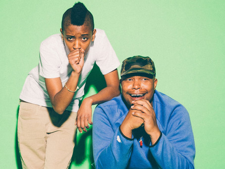 The Internet's Syd shouts out Bobby Earth on Vice i-D