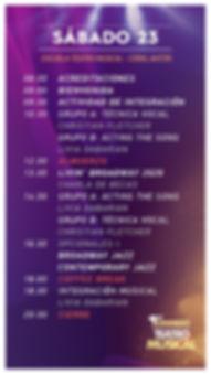 Cronograma CITMM 2019