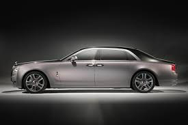 "Rolls Royce ""Ghost Diamond Stardust"""