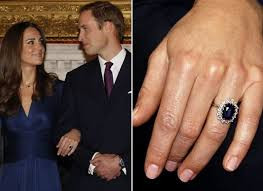 Duchess of Cambridge's engagement ring