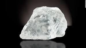 Rough Diamond Crystal
