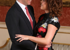 Princess Eugenie…another Royal Wedding in the horizon!