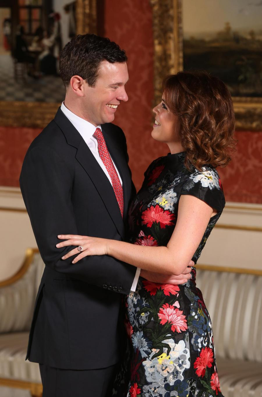 Princess Eugenie & Jack Brooksbank