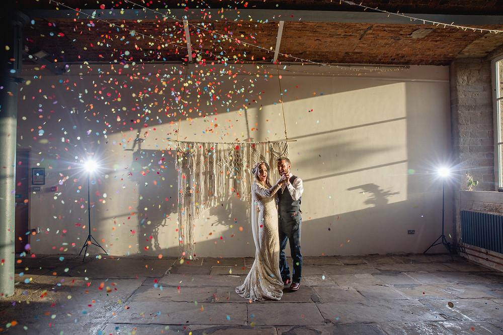 real bride, kindling bridal, bridalwear, wedding dress, lace dress, wedding inspiration, boho bride, modern bride, modern wedding, yorkshire bride, wedding flowers