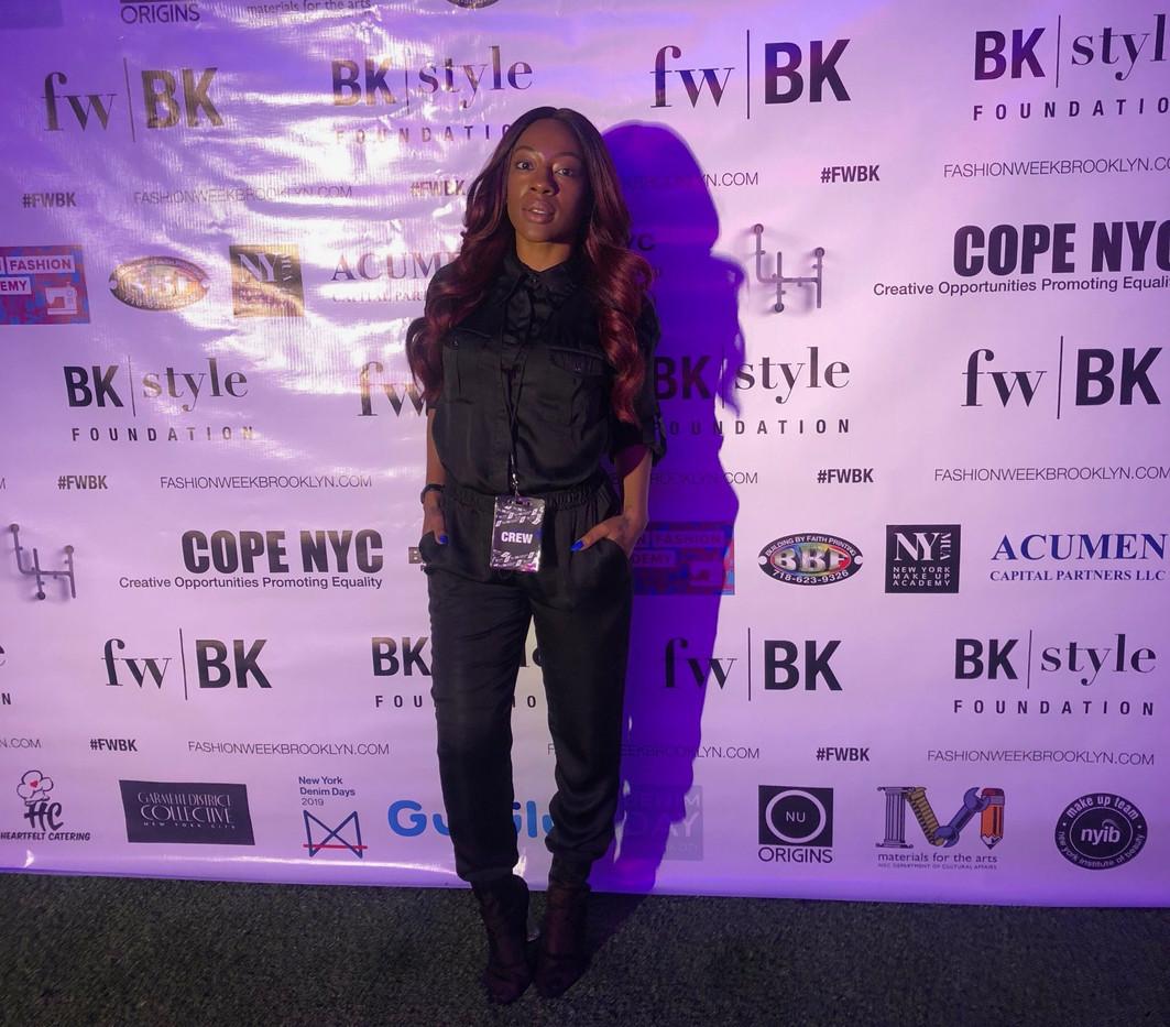 Fashion Week Brooklyn 2019