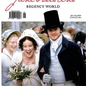 Q&A: Behind the scenes of Jane Austen's Regency World magazine