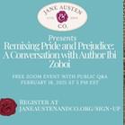 Jane Austen & Co.'s new series, 'Race and the Regency,' is underway