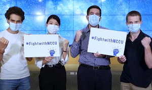 Taiwan Works Hard to Prevent Spread of Virus; Receives Praise in NCCU Foreign Student Video