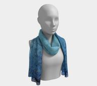foulard long