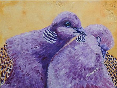 Les Tourteraux / Love Birds