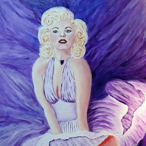 Sensuelle Marilyne / Sensual Marilyne