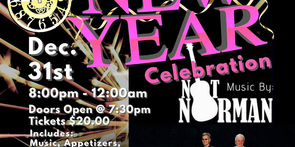 2nd Annual not Norman New Years