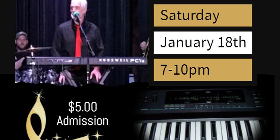 John Wise: Piano Rock