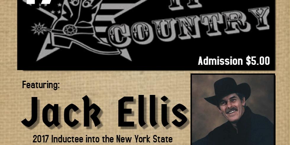 Jack Ellis- Keepin' It Country