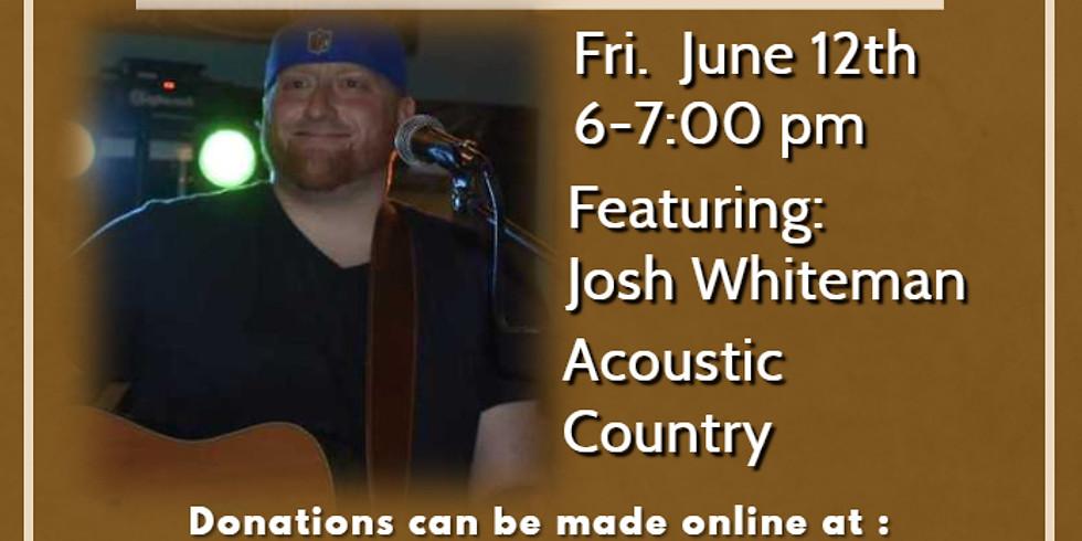 House Music: Josh Whiteman