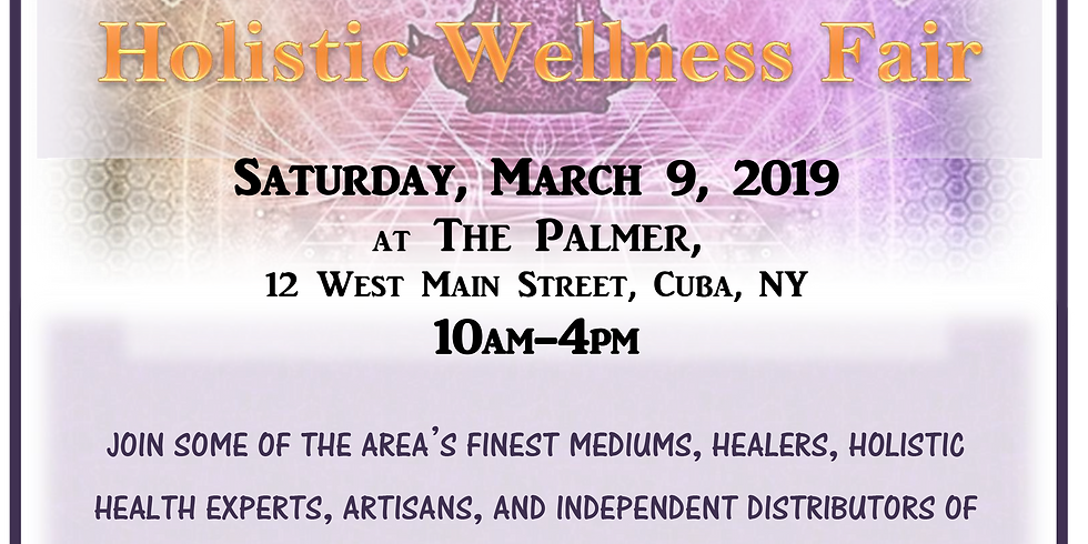 Mystic Spirit Holistic Wellness Fair
