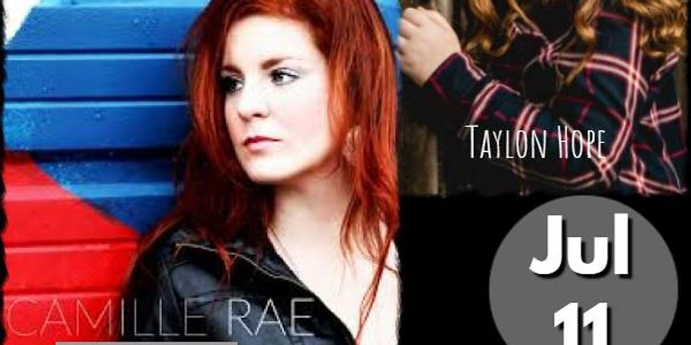 Camille Rae & Taylon Hope