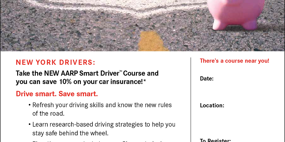AARP Safety Driver Course