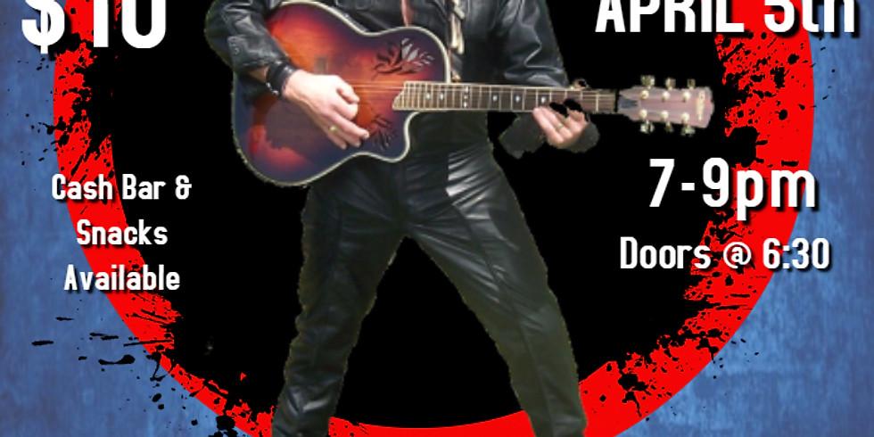 Dave Weaver Presents: Elvis Tribute