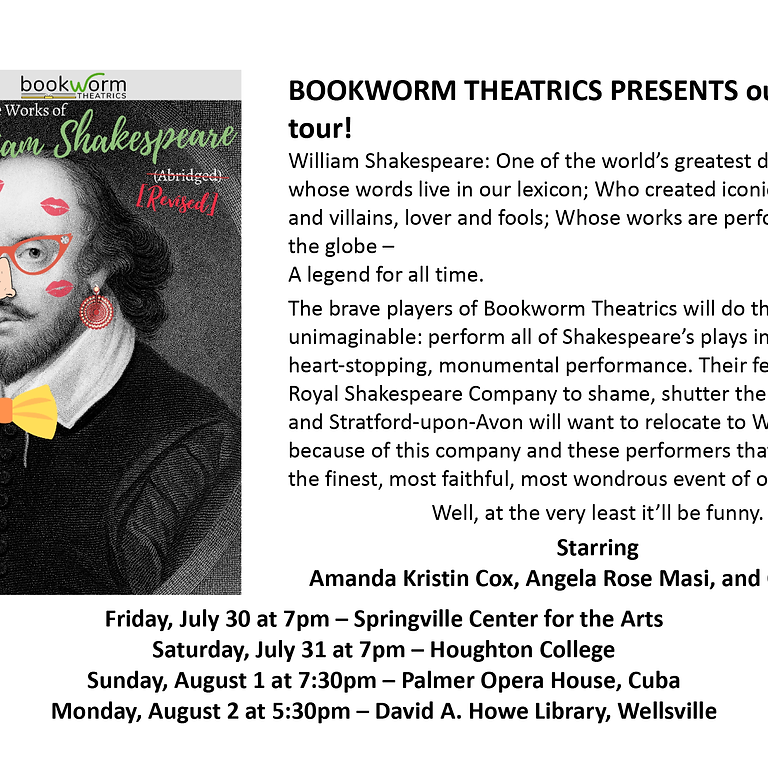 Shakespeare Revised