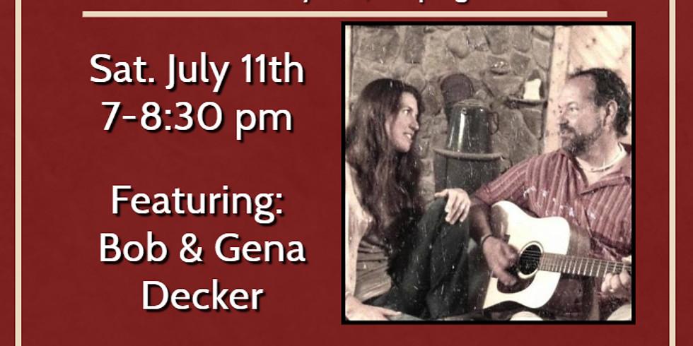 House Music: Bob & Gena Decker