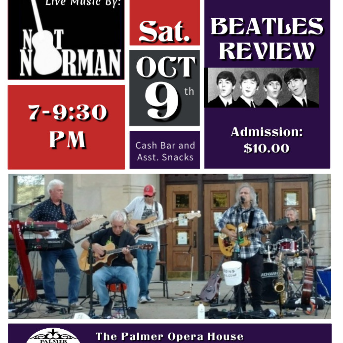not Norman: Beatles Review