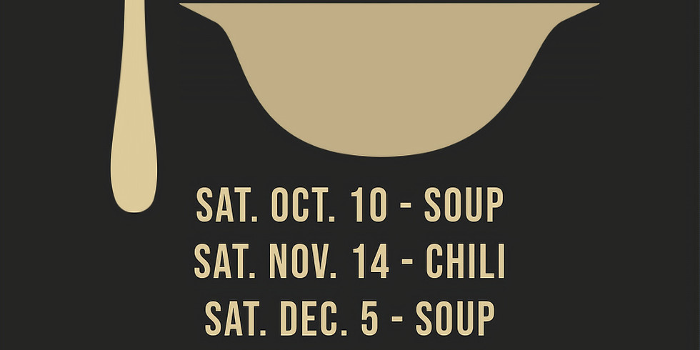 Soup and Chili Fundraiser