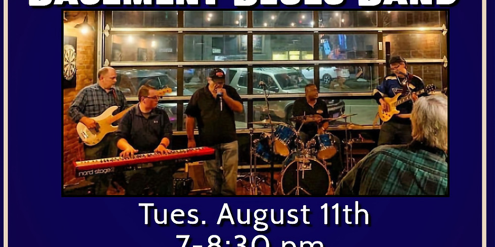 House Music: Basement Blues Band