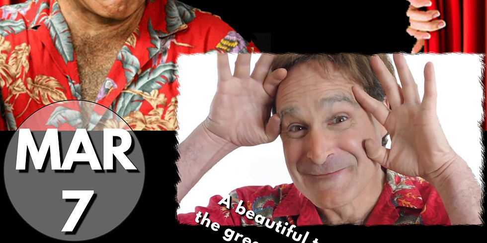 The Ultimate Robin Williams Experience