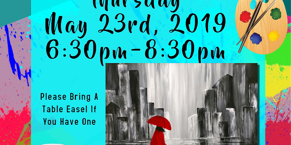 Paint & Sip with The Painted Ladies