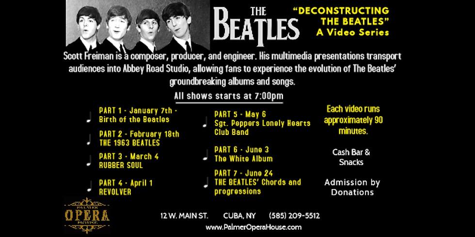 The Beatles Part Four