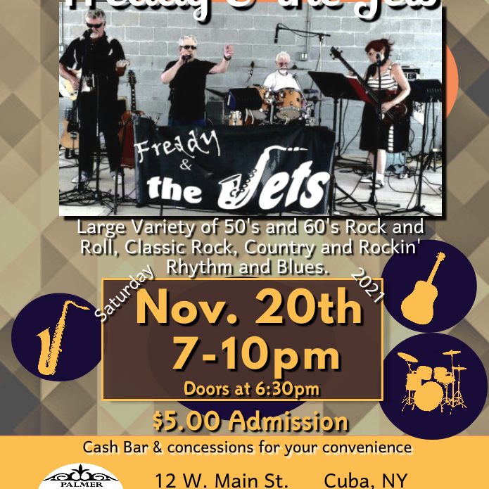 Freddy and the Jets