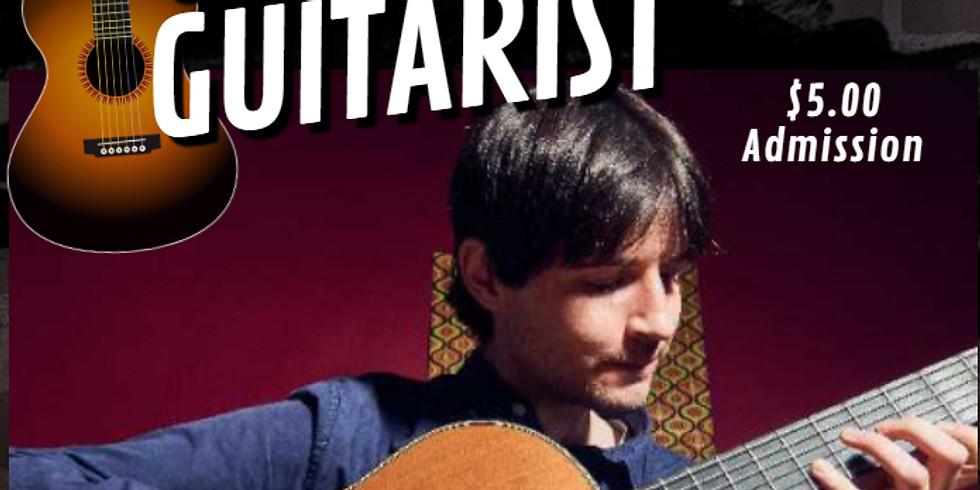 Brian Dooley: Classical Guitarist