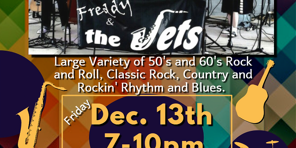 Freddy & the Jets