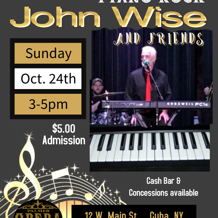 John Wise and Friends