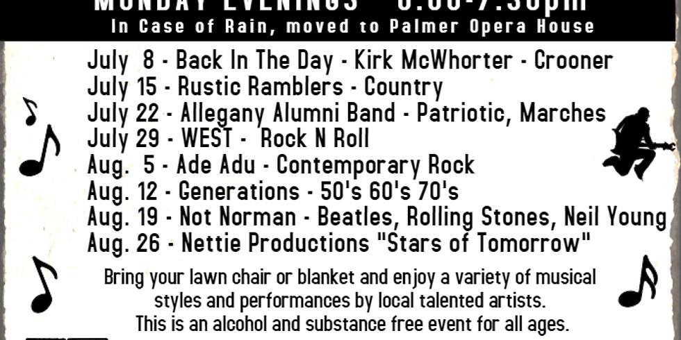 Allegany Alumni Band