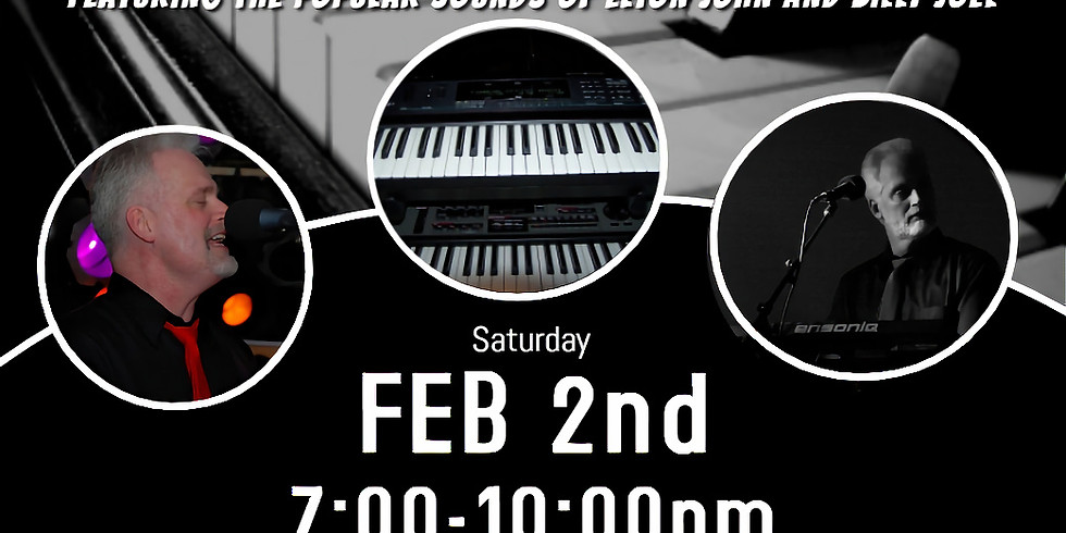 Rescheduled Piano Rock