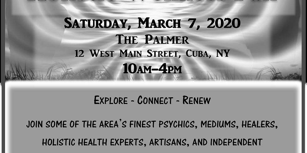 Mystic Spirit Holistic Fair